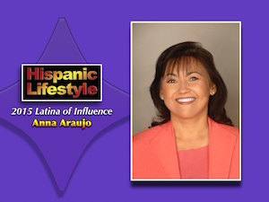 Latina of Influence | Anna Araujo