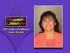 Latina of Influence   Anna Araujo
