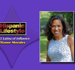 Latina of Influence | Dianne Morales