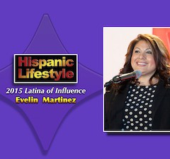 Latina of Influence | Evelin Martinez
