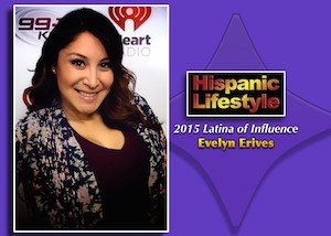 Latina of Influence |Evelyn Erives