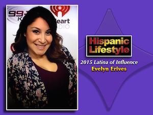 Latina of Influence |Evelyn Erives
