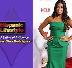 Latina of Influence | Gina Rodriguez