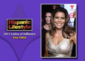 Latina of Influence | Lisa Vidal