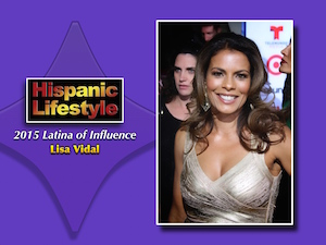 Latina of Influence | Lisa Vidal