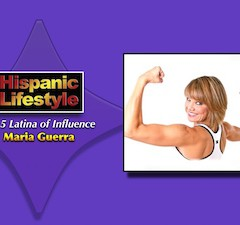 Latina of Influence | Maria Guerra