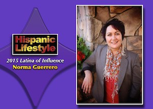 Latina of Influence | Norma Guerrero