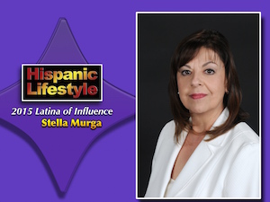 Latina of Influence | Stella Murga