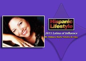 Latina of Influence | Dr. Zulmara Maria Teixeira de Lima