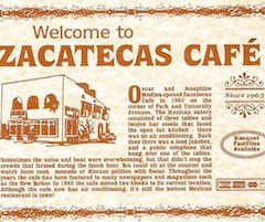 Business | Zacatecas Cafe