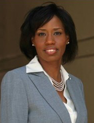 Helena Haynes-Carter Executive Director of the MBDA Business Center in Denver, Colorado.
