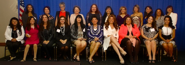2015 Latinas of Influence at Latina Conference 2015