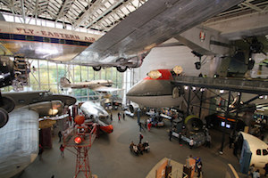 Travel | The National Air and Space Museum in Washington D. C.