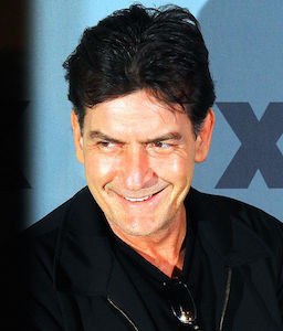 Update – Actor Charlie Sheen Reveals