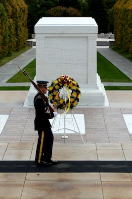Veterans Day | Changing of the Guard