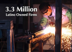 The Numbers | 3.3 million Hispanic-owned firms nationally