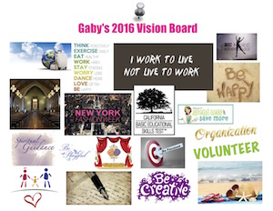 My Vision for 2016