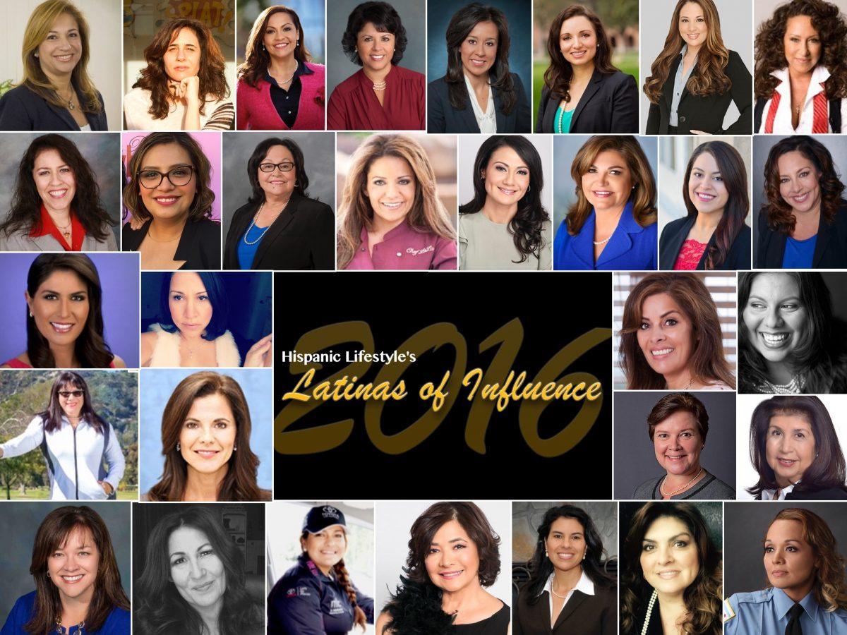 Hispanic Lifestyle's 2016 Latinas of Influence