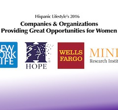 2016 Companies & Organizations Providing Great Opportunities for Women