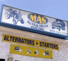 Spotlight | MAS Auto & Truck Electric