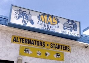 Spotlight | MAS Auto & Truck Electric