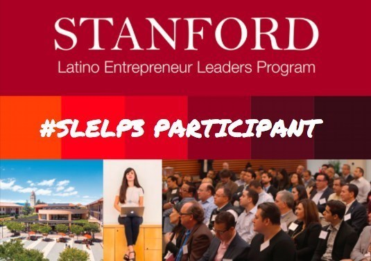 2016 Stanford Latino Entrepreneur Leaders Program Selections