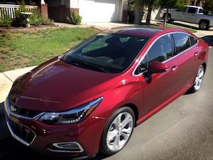 Lifestyle | 2017 Chevy Cruze Sedan