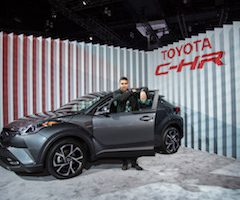 2016 LA Auto Show | Toyota