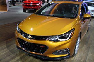 2016 LA Auto Show | Chevy