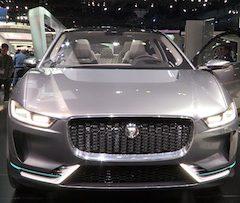 2016 LA Auto Show | Jaguar