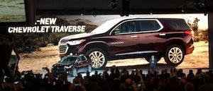 Lifestyle | Chevrolet's 2018 Traverse