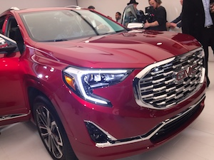 Lifestyle | The 2018 GMC Terrain