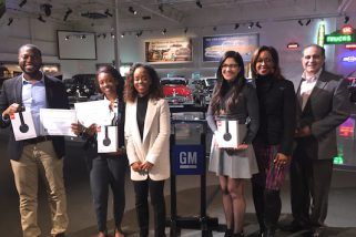 GM Hosts Discover Your Drive Diversity Journalism Program at NAIAS