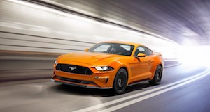 Ford Introduces New Mustang