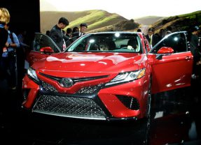 Lifestyle | 2018 Toyota Camry Introduced