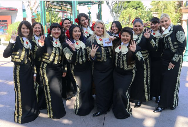 Mariachi Divas celebrate 7th Grammy nomination for 12th Album