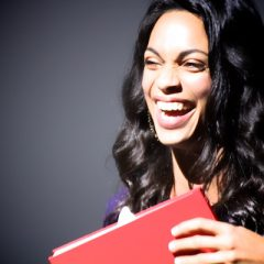 2017 Latina of Influence | Rosario Dawson