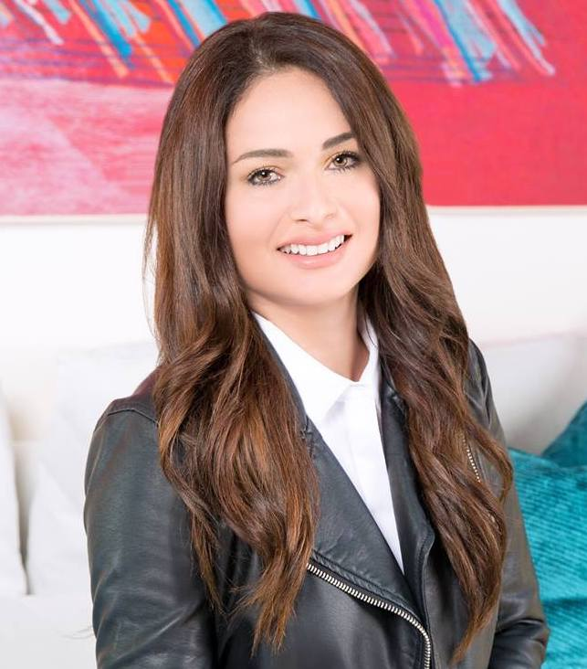 2017 Latina of Influence   Davina A. Ferreira