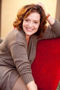 Actress Marlene Forte