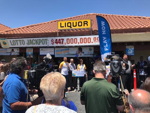 Spotlight    Hugo López Director for the California State Lottery