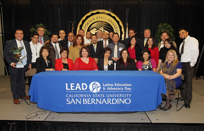 Celebrating Hispanic Heritage Month: Latino Education at Cal State San Bernadino