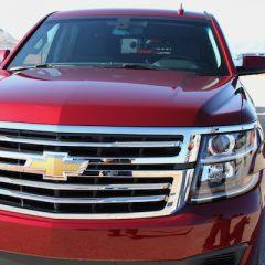 2018 Custom Chevrolet Tahoe