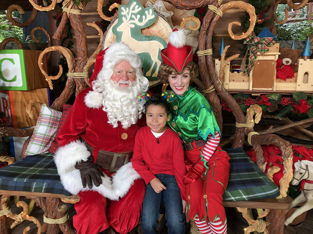 Holiday Magic at Disney Resorts
