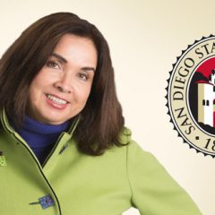 Adela de la Torre Appointed President of San Diego State University