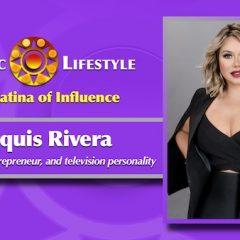 2018 Latina of Influence | Chiquis Rivera (Janney Marín)