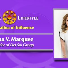 2018 Latina of Influence | Alma V. Marquez