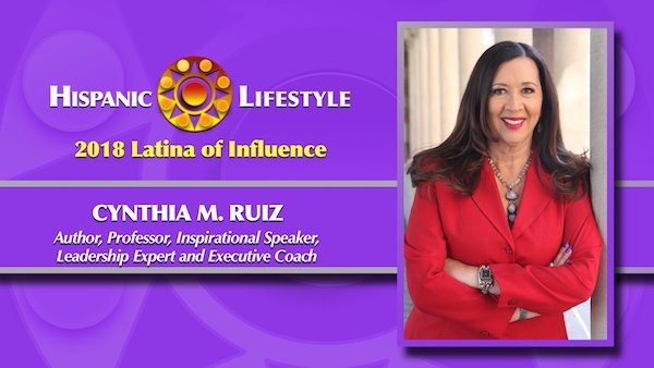 2018 Latina of Influence | Cynthia M. Ruiz