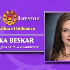 2018 Latina of Influence   Erika Beskar