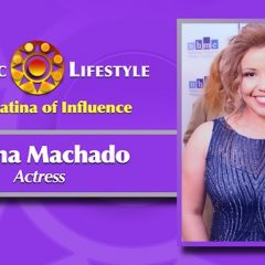 2018 Latina of Influence | Justina Machado