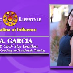 2018 Latina of Influence | Liz A. Garcia
